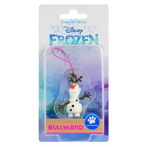 Bullyland Disney© Mini Olaf Keyring. In blister pack.