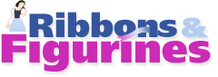 Ribbons & Figurines - Ribbons and Figurines Ltd